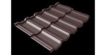 Металлочерепица для крыши Grand Line с покрытием Print Twincolor в Домодедово Kvinta Uno