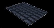 Металлочерепица для крыши Grand Line с покрытием Print Twincolor в Домодедово Modern